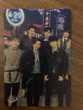 Mirror 拼圖Yes Card