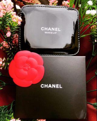 Chanel Mini Make Up Case with Mirror