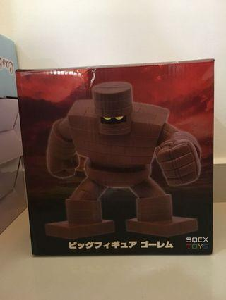 Dragon quest golem