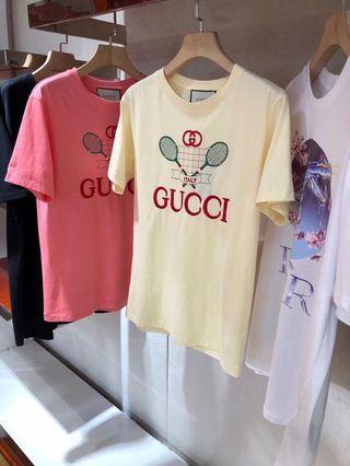 Gucci 成人女t