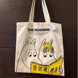 moomin 嚕嚕咪手提袋