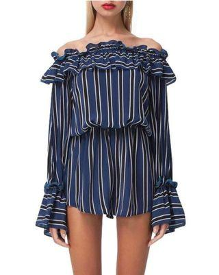 Shakuhachi playsuit