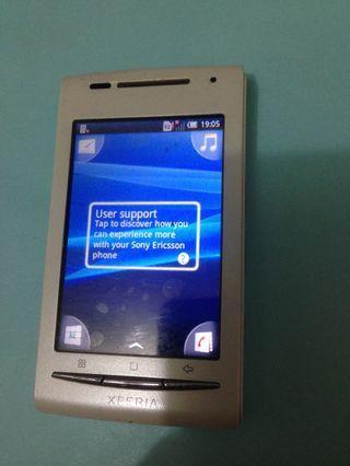 Sony Xperia E15i ( pemakaian pribadi)