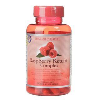 [英國代購] Holland & Barrett 覆盆子酮複合物 Raspberry Ketone Complex 90 Capsules 11月底截單