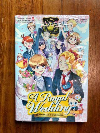 Candy JEM - Royal Wedding