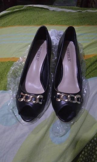Shoeholic [NEW] Sepatu Kerja Pantofel Wanita/ Heels