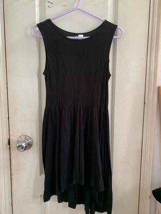 黑色連身裙 black dress