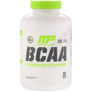 MusclePharm BCAA, 必需氨基酸 240粒