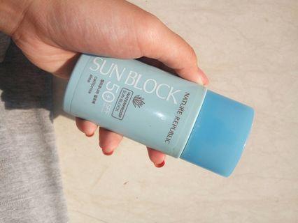Nature Republic Waterproof Sunscreen