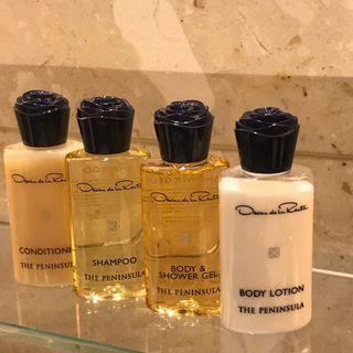 Oscar de la Renta Hotel Collection