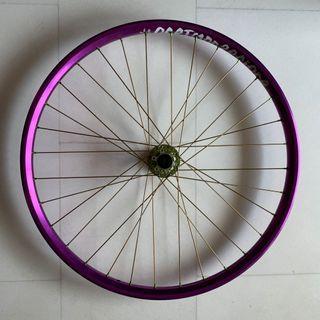 """Dartmoor 26"""" Front Wheel"""