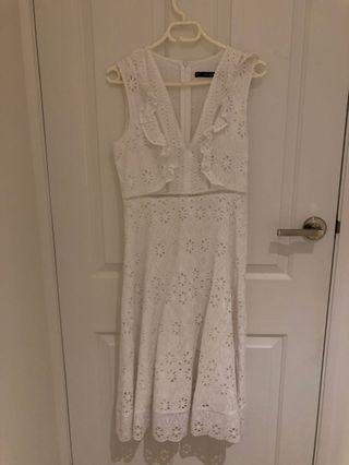 White Sundress - Zara