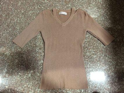 🚚 Thick wool knit top