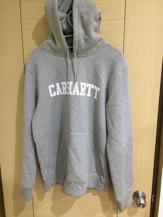 Carhartt wip logo hoodie 帽t