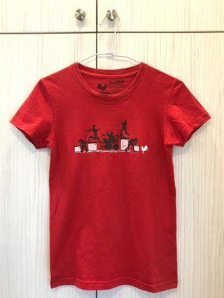 🚚 二手T shirt 2件(七成新)