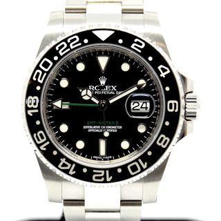 Rolex GMT-Master II Ref:116710LN