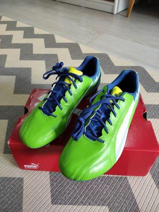 [clearance] Puma evospeed one 1 k leather soccer football boots shoes
