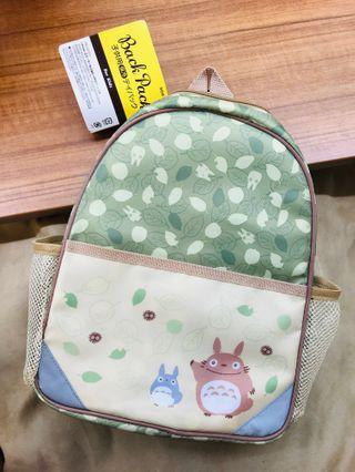 🚚 全新-龍貓兒童背包保冷袋