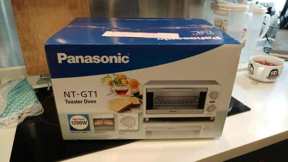樂聲牌 Panasonic多士焗爐(型號NT-GT1)