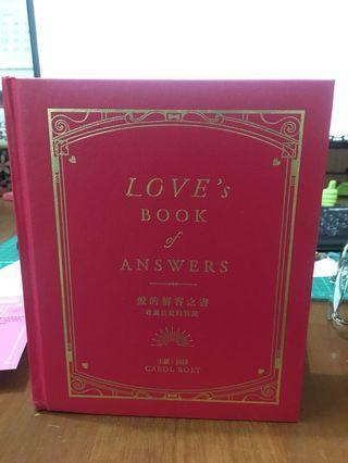 Love book of Answer