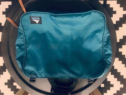 GREGORY 3-way bag Turquoise