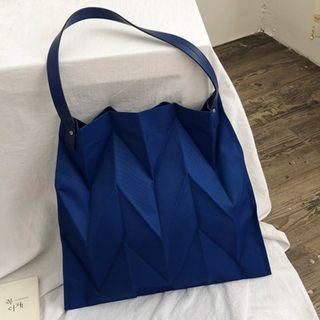 韓國單肩多色皺摺袋🌸 韓國代購 Tote bag 環保袋