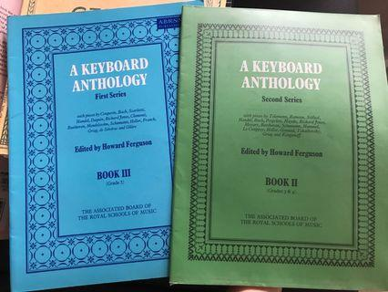 ABRSM - A Keyboard Anthology