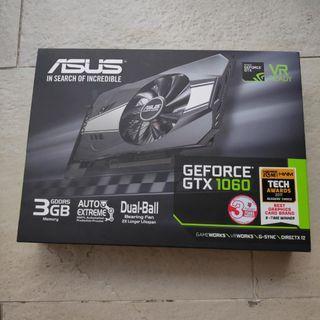 🚚 ASUS GTX 1060 3GB Phoenix