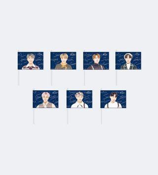 [SECURED] BTS 5th muster merch