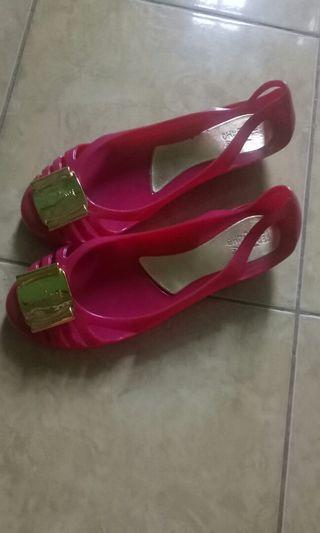 Jelly Shoes 40/10 pink