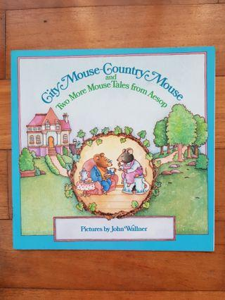 City Mouse-Country Mouse