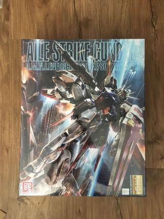 🚚 MG Aile Strike Gundam