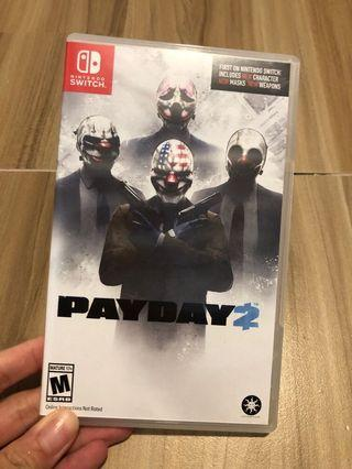 Switch PayDay2