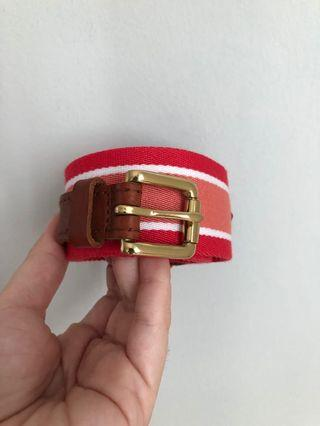 ASOS Leather Fabric Belt