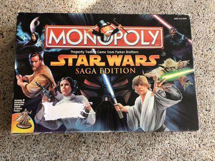 Monopoly Starwars edition
