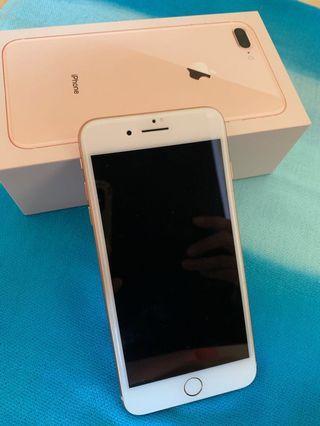 IPhone 8 Plus gold 64GB phone