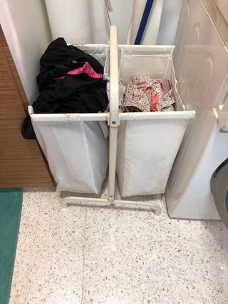 Moving Sale - Ikea laundry basket