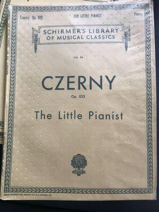 Czerny - The Little Pianist
