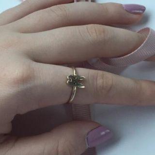 Karen Walker Mini Rabbit Ring Gol