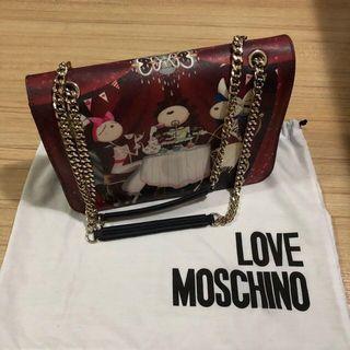🚚 Authentic Moschino
