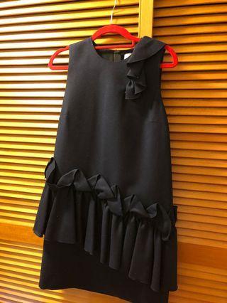 Brand New MSGM Ruffle Dress IT40