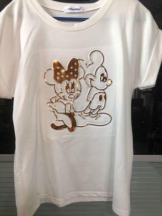 Mickey & Minnie Shirt