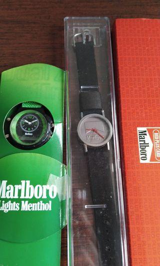 Marlboro 萬寶路紀念手錶兩款