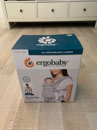 Ergobaby OMNI 360 All Positions Baby Carrier (7-45lbs)