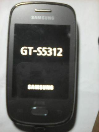 hp-android samsung GT S5312 dualsim lcd tc normal bangeeet coy tah