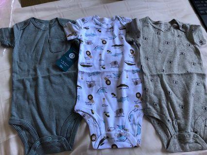 Carter's baby clothes