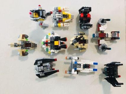 Lego Microfighters (Starwars)