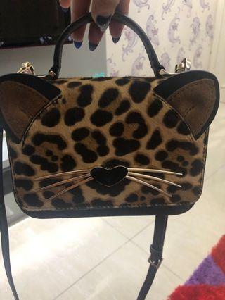 FAST SALE Leopard Mini Janine [KS]