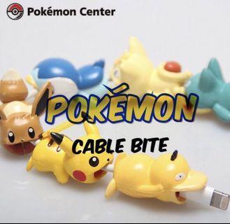 🚚 Pokemon cable bite protector