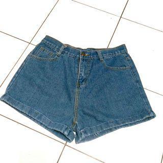 🚚 韓風牛仔短褲